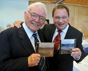 Arne Grimstad og Kai Robert.
