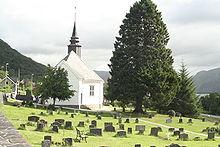 Leikanger_church