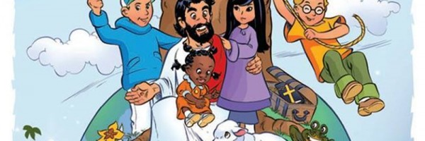 Jesus og barna